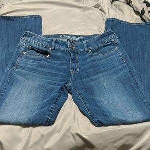 American Eagle 360 Super Stretch Jeans 12